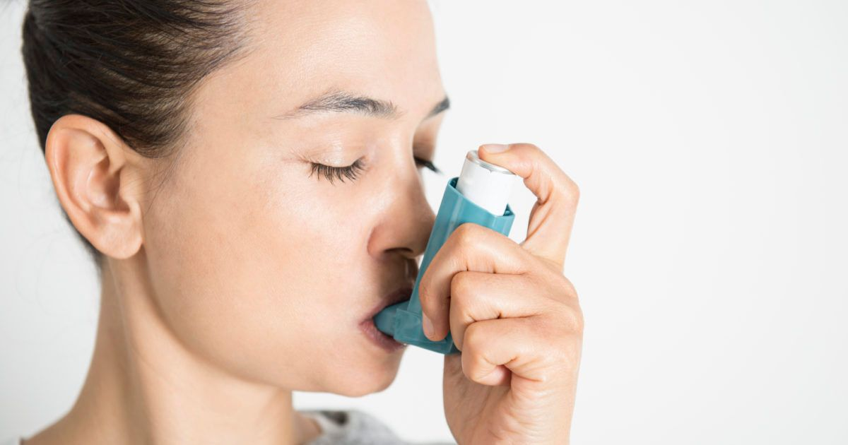 Asthma : Symptoms, Causes & Homeopathy Treatment