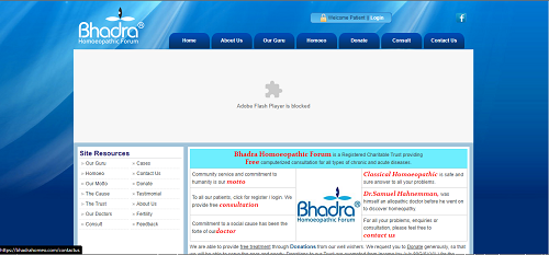 Bhadra Homeopathy Forum