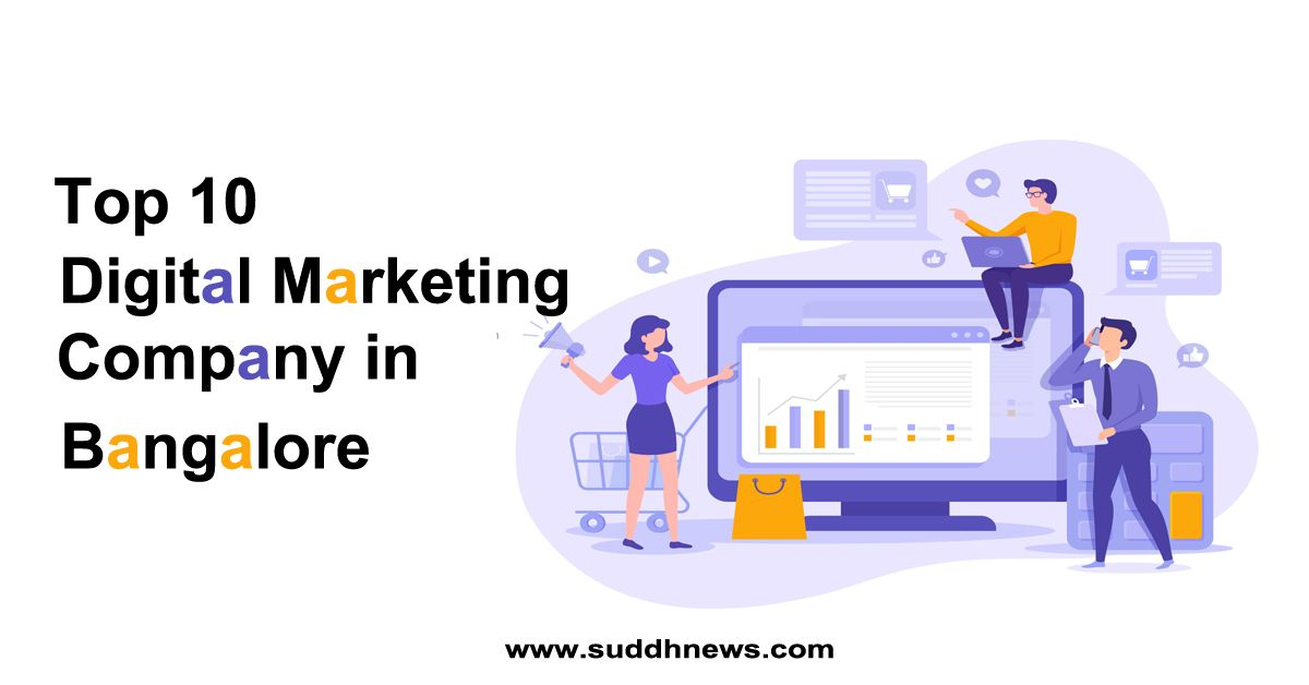 Top Digital Marketing Companies In Bangalore ( Updated 2020 )
