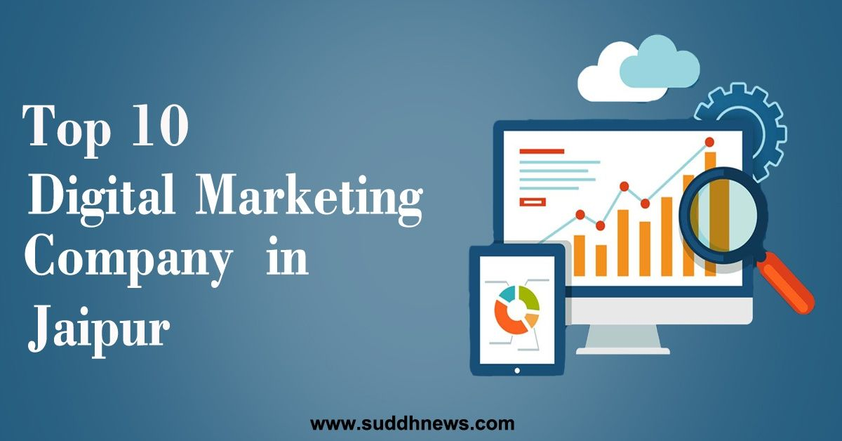 Top 30 Digital Marketing Company In Jaipur