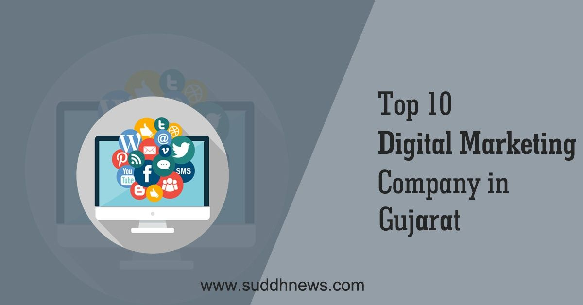 Top 30 Digital Marketing Company in Gujarat