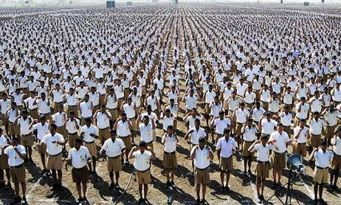 How To Join RSS for the Hindu Nation