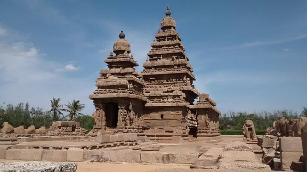 Everything About Shore Temple