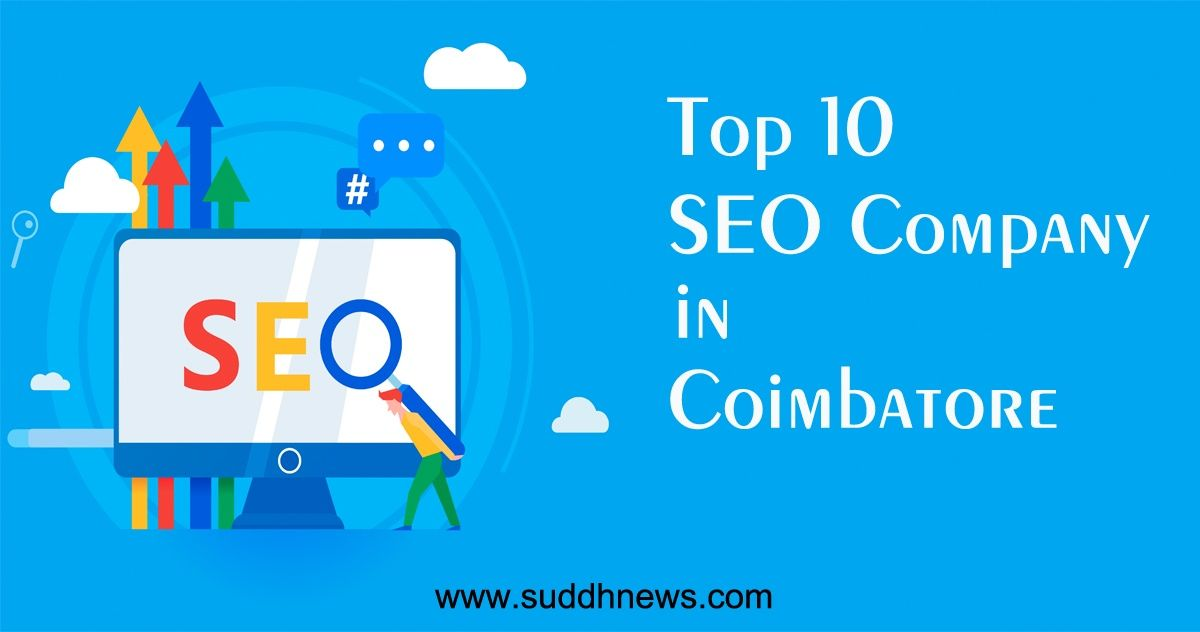 Top 30 SEO Company In Coimbatore (Updated 2021)