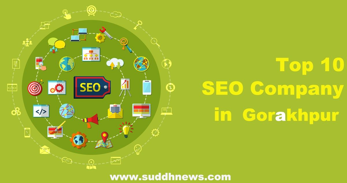 Top 30 SEO Company In Gorakhpur