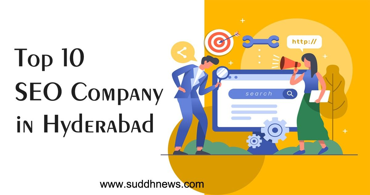 Top 30 SEO Company In Hyderabad