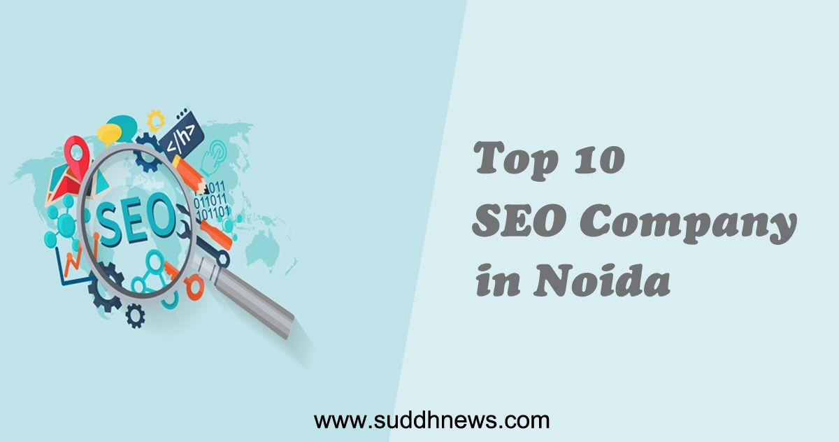 Top 30 SEO Company In Noida