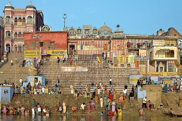 Most famous Temples in Varanasi