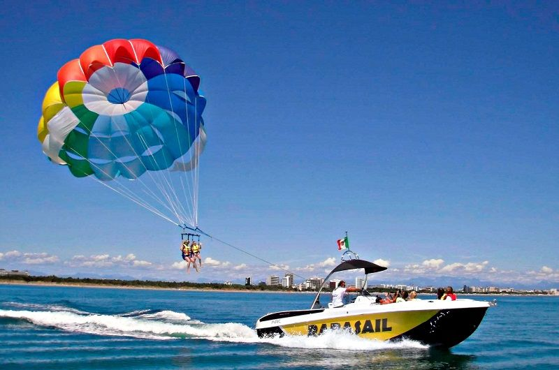 Make The Most Of Your Trip With Goa Sea Water Sports Activities !