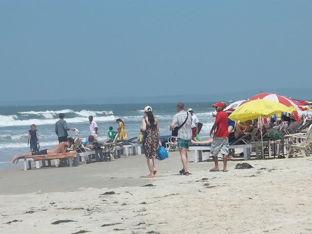 Everything About Benaulim Beach In Goa