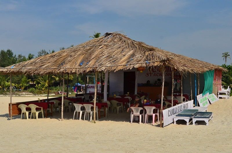 Everything About Majorda Beach In Goa