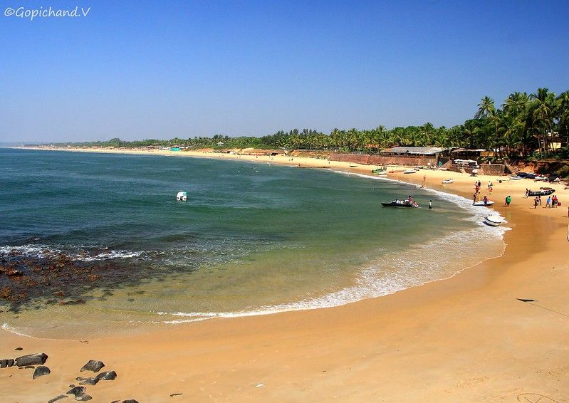 Everything About Sinquerim Beach | Top Things to Do In Sinquerim