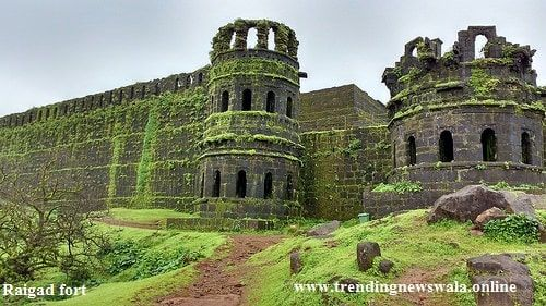 Everything About Raigad Fort
