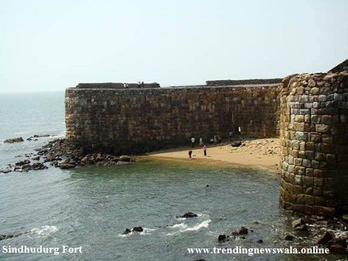 Everything About Sindhudurg Fort