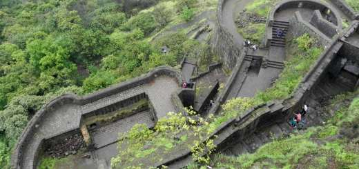 Everything About Sinhagad Fort