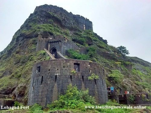 Everything About Lohagad Fort