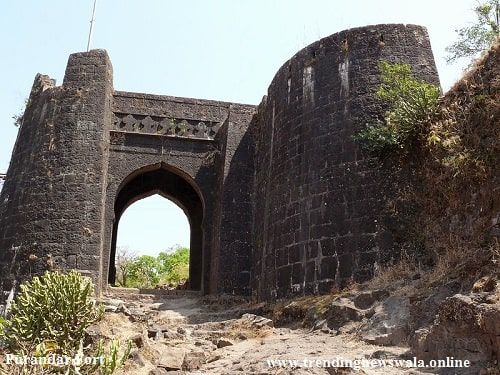 Everything About Purandar Fort