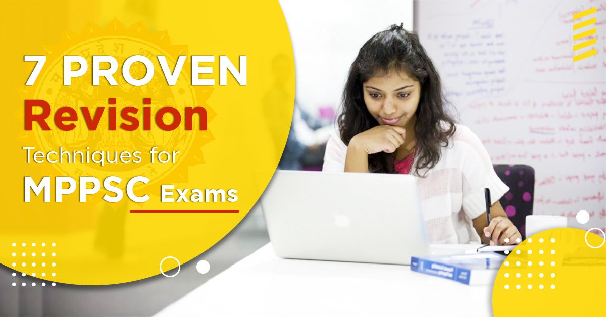 7 Proven Revision Techniques for MPPSC Exams