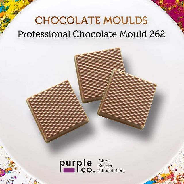 Using A Coco-Lava Mould For Creating Different Types Of Chocolate Products