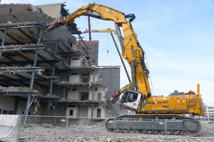 Interesting Facts about Construction & Demolition Waste