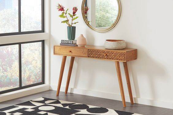 5 Best Console Tables for Small Spaces