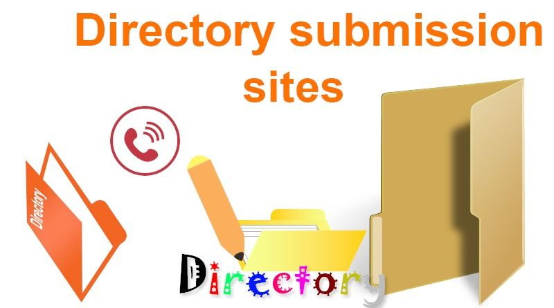How Directory Submission Sites Helps In To Create Backlinks Free