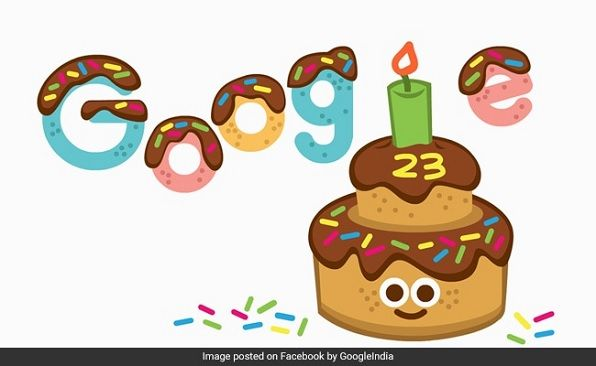 Google Turns 23: Here Are 10 Things You Probably Didn't Know About The Web Giant.