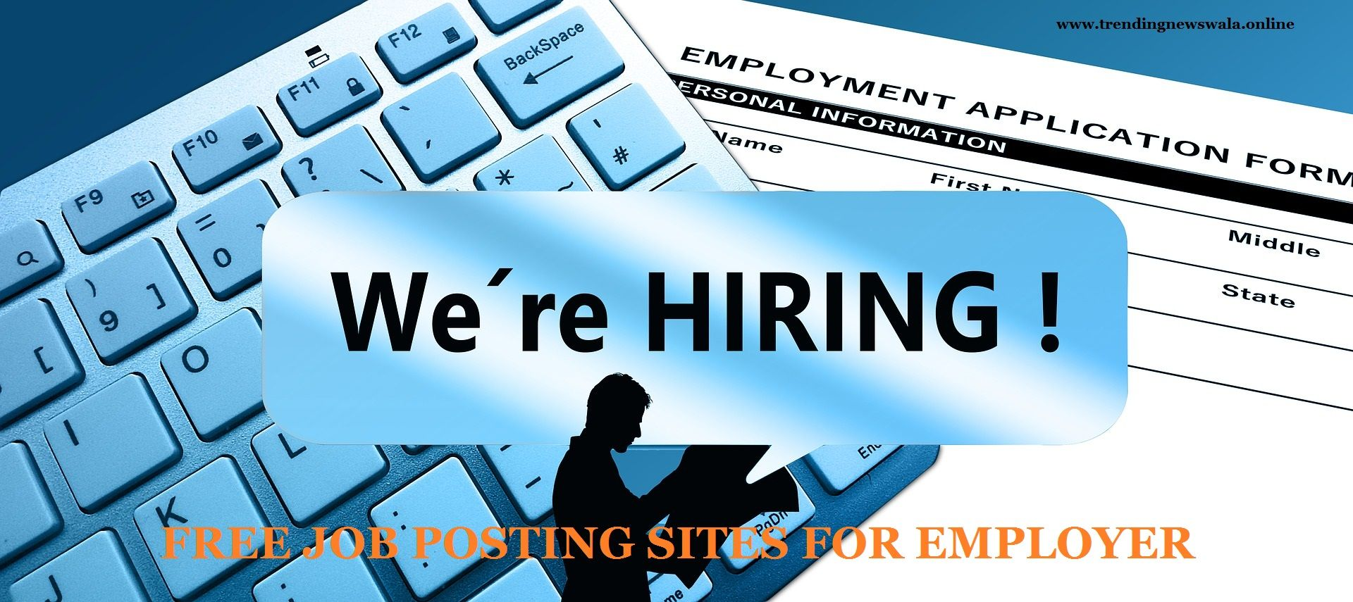 Top Free Job Posting Website For Employers