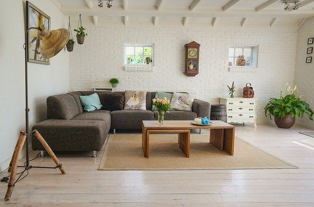 8 Tips to Furnish your Living Room