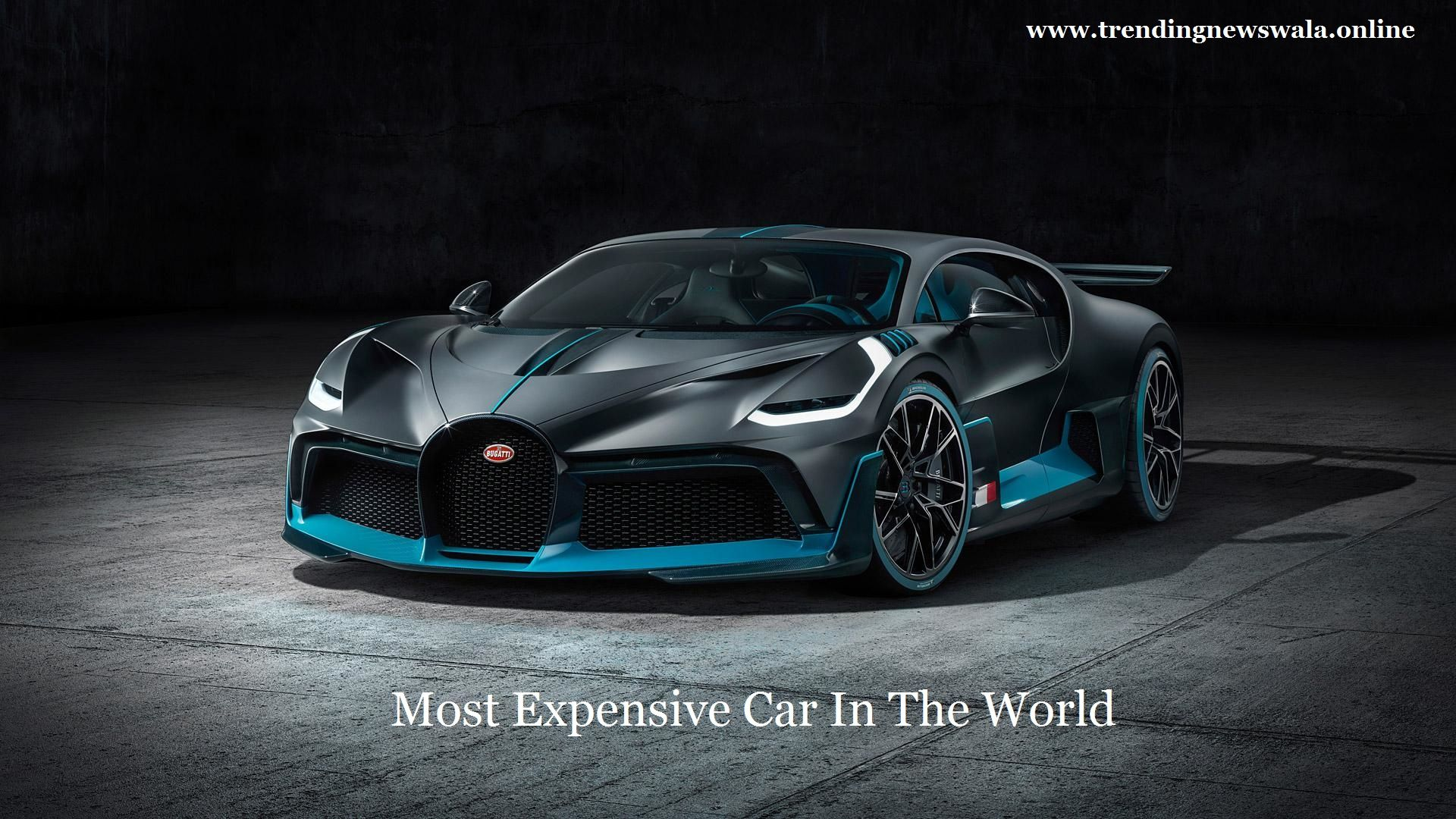 Top 10 Expensive Car In The World