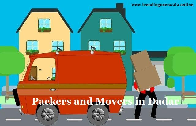 Top 10 Packers and Movers in Dadar