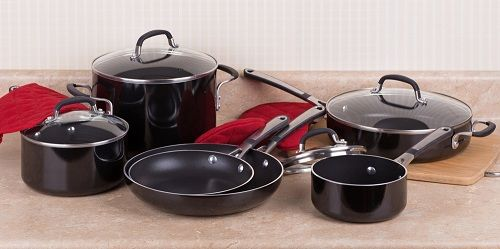 Benefits Of Non-Stick Cookware Sets