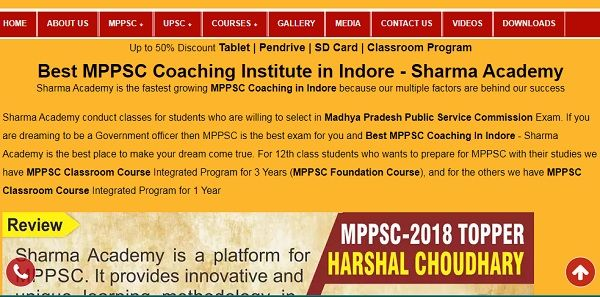 How To Find The Best MPPSC Coaching In Indore?